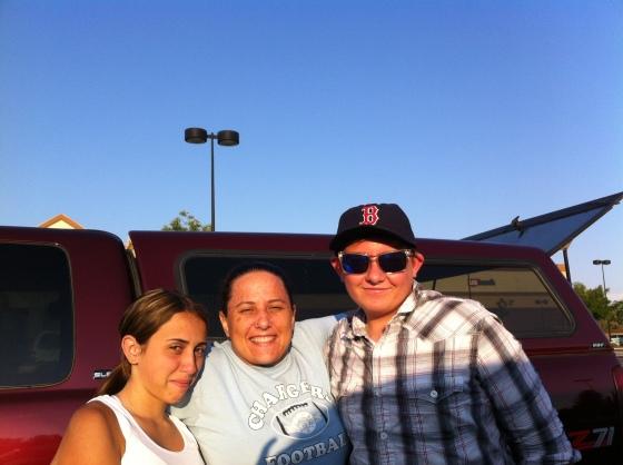 Camp Family reunion!